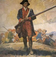Revolutionary War Soldier