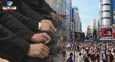 Pesquisa no Japão revelou que 780 mil trabalhadores no país estão sem trabalho há mais de um ano.