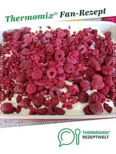 Windbeutel-Himbeer-Dessert **köstlich** von julias2811. Ein Thermomix ® Rezept aus der Kategorie Desserts auf www.rezeptwelt.de, der Thermomix ® Community.