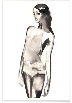 Man sieht als Premium Poster von Victoria Verbaan | JUNIQE