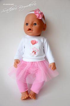 ОДЕЖДА ДЛЯ КУКОЛ Paola Reina, Baby Born, Barbie