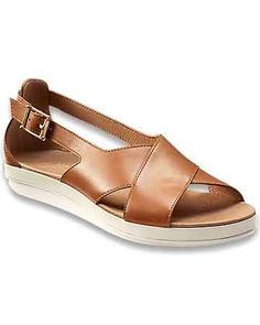 Tommy Bahama - Relaxology� Illucie Leather Flat Sandals