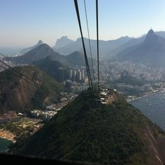 Rio de Janeiro and the views from Sugar Loaf