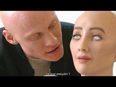 Robot Sophia Uyanıyor ! - YouTube