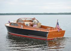 1960's Chris Craft 26 foot express cruiser