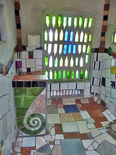 Cool loos you can use: Top 10 public toilets worth talking about: Hundertwasser Public Toilets, Kawakawa, New Zealand. Photo by Anne-Lise Heinrichs