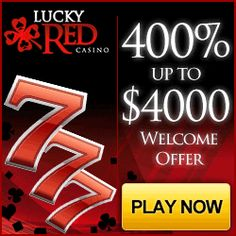 Latest Lucky Red Casino Ratings, Bonuses & Reviews. Best Lucky Red USA Online Slots Casino Bonus Coupon Codes. Play Real Money Mobile Casino Games Online.