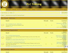 This PLC Forum - PLC Training Forum is open and free of ads to support PLCTraining.org and indirectly all topics revolving around the automation industry. Of interest to Industrial, Manufacturing, Engineering, Maintenance and Automation control professionals. Manufacturing Engineering, Oil And Gas, Industrial, Training, Ads, Free, Industrial Music, Work Outs, Excercise