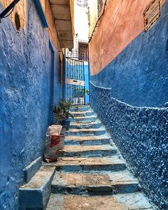In search of Ibn #batutah tomb, Ibn Baṭūṭah, or simply Muhammad Ibn Battuta, was a #Medieval #Moroccan #traveler and #scholar, who is widely recognised as one of the #greatest #travelers of all time. #tangier #morocco #old #city #travel #wander #wanderlust #noinstafilter #nakedplanet #lonelyplanet #iphonography #iphone #streetphotography #throwback