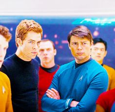 Kirk & Bones! » Star Trek