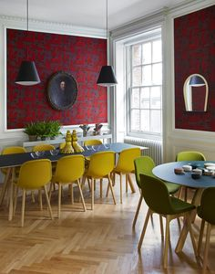 Wrong for HAY 'Design & Dine' at London Design Festival 2014 | http://www.yellowtrace.com.au/wrong-for-hay-ldf14/