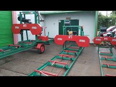 Portable Bandsaw Mill, Wood Lumber, Picnic Table, Woodworking Shop, Ladder, Atv, Furniture, Home Decor, Youtube