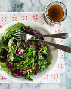 Essential Recipe: Balsamic Vinaigrette