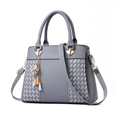 cbfc0878aa MATERIAL  High Quality PU leather handbags shoulder tote bags Fashionable  and durable.The · Womens Designer ...