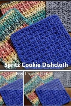Quick And Easy Dishcloth Pattern & Knit And Crochet Daily Quick And Easy Dishcloth Pattern & Knit And Crochet Daily The post Quick And Easy Dishcloth Pattern & Knit And Crochet Daily appeared first on Home. Dishcloth Knitting Patterns, Knit Dishcloth, Crochet Stitches, Crochet Washcloth Patterns, Wash Cloth Crochet Pattern, Crochet Afghans, Crochet Blankets, Easy Knitting Projects, Crochet Projects