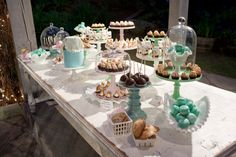 wedding dessert tables - Bing Images
