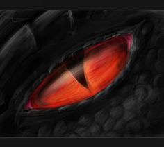 Dragon Eye by ShadowDragon22.deviantart.com on @deviantART