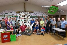 He's the GOD of Miracles! This rural church in Texas with 25-30 members packed 2,118 shoebox gifts!