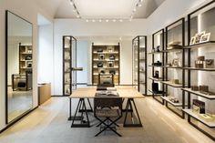Bottega Veneta boutique Milan