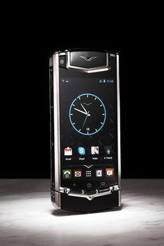 The $9,600 Vertu Ti: Upwardly Mobile
