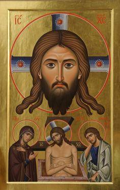 . Religious Images, Religious Icons, Religious Art, Byzantine Icons, Byzantine Art, Meditation Prayer, Russian Icons, Biblical Art, Art Icon