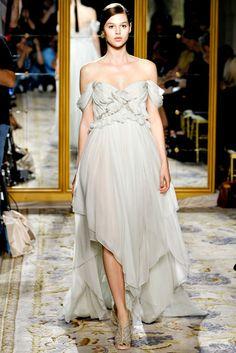 Marchesa Spring 2012 Ready-to-Wear Fashion Show - Anais Pouliot