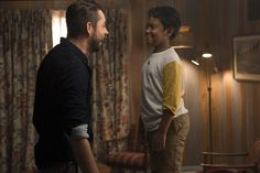 Heroes Reborn 1x07 - Zachary Levi as Luke Collins #heroesreborn #zacharylevi #lukecollins