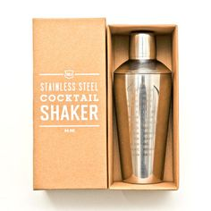 Toasts Cocktail Shaker | Izola