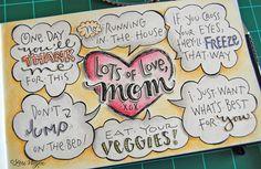 elvie studio: love and wisdom from mom