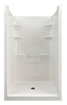 Melrose 4 1 Piece Acrylic Shower Stall