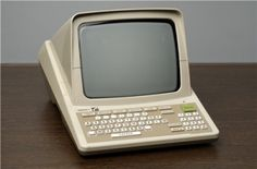 Minitel - France's proto-Web online system, accessed through custom terminals. Launched in 1982, retired earlier this year.