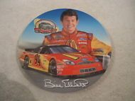 Rare Bill Elliott #94 McDonald's Silver Anniversary 1976-2000 Collectible Plate