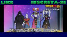 Dragonball super Nova saga os 12 Deuses unidos