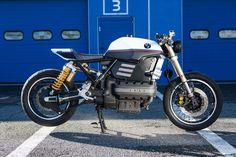BMW K1100 Café Racer by De Angelis