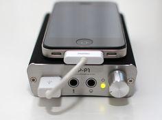 FOSTEX HP-P1 Portable Headphone Amp / DAC