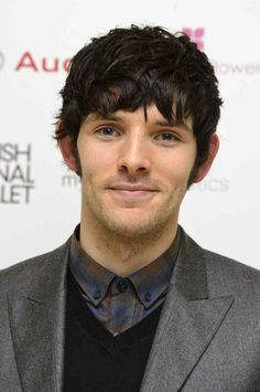 Colin Morgan. He's totally gonna make a cumberbatch and be even more cool than he is already. There are a few on here who could do it too, but I'm rooting for Colin!