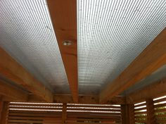 pergola with polycarbonate roof by design works group dwgconz - Deckideen Nz