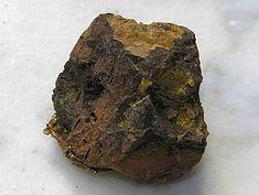 Vzorek limonitu