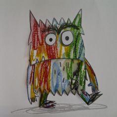 """hago y comprendo: Érase una vez...""""El Monstruo de colores"""" y la teoría de la mente"""