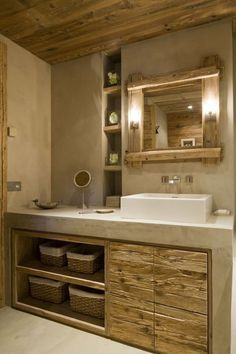 11 DIY-Badezimmer-Umbauideen mit Before & After Inspire Image 11 DIY bathroom remodeling ideas with Before & After Inspire Image, Bathroom Vanity, Diy Bathroom, Modern Bathroom, Bathroom Decor, Shower Remodel, Simple Bathroom Remodel, Rustic Bathroom Vanities, Rustic Modern Bathroom, Bathroom Renovations