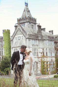 """our """"Top 10 Reasons To Marry In Breathtaking Ireland"""" to leave you in no doubt that Ireland has to be a main contention for your destination wedding! Wedding Planner, Destination Wedding, Wedding Venues, Wedding Ideas, Adare Manor, West Coast Of Ireland, Irish Wedding, Wedding Couples, Luxury Wedding"""