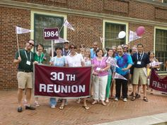Alumni Parade. Reunion 2014 at the Loomis Chaffee School.