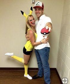 Costumes Pokemon, Pikachu Halloween Costume, Halloween Costume Contest, Halloween 2019, Halloween Diy, Group Halloween, Halloween Recipe, Halloween Games, Disney Halloween