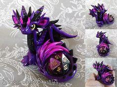 Sculptober: Geek by DragonsAndBeasties.deviantart.com on @DeviantArt