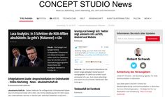 CONCEPT STUDIO News  News aus Marketing, Online Marketing, Seo, Sem und Internetrecht  http://j.mp/concept-studio