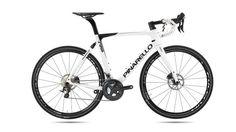 The Pinarello GAN GR S gravel bike comes in an Ultegra spec