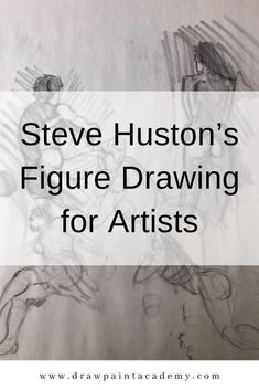 I recently finished Steve Huston's Figure Drawing for Artists. A recommended read, if only to see Huston's beautiful drawings. Huston is one of those artists who is not only talented with brush and pencil but also inspirational in his passion and philosophy on art and life. #drawpaintacademy.com Oil Painting For Beginners, Oil Painting Techniques, Drawing Techniques, Drawing Tips, Drawing Ideas, Painting & Drawing, Realistic Drawings, Easy Drawings, Gesture Drawing