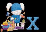 alphabets lapins de paques  - Page 2