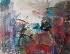 Soyut Resim / #Abstract #Painting by Ahmet Kutu | #sanat #artgallery #arte #resim #art #arts #contemporaryart #abstractart #artcollector