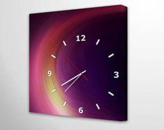 Orologi Da Parete In Tela : Fantastiche immagini su orologi living room clocks retro art